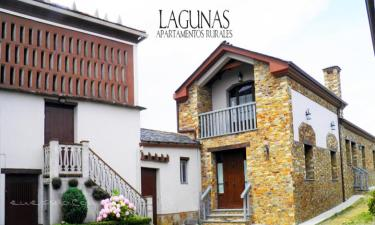 Apartamentos Lagunas en Castropol a 2Km. de Barres