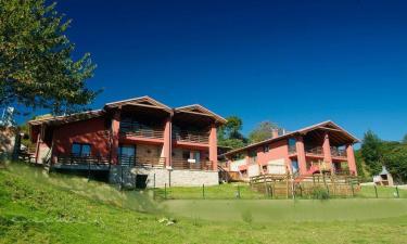 Apartamentos Rurales El Llugar en Cangas de Onís (Asturias)