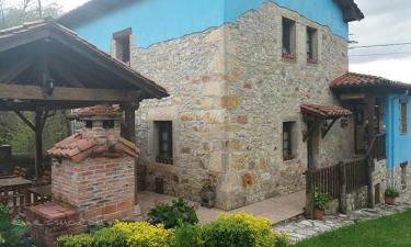Apartamentos Rurales La Caviana en Cangas de Onís a 8Km. de Igena