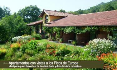 Apartamentos Rurales Rincón de San Martín en Cangas de Onís a 28Km. de Camarmeña