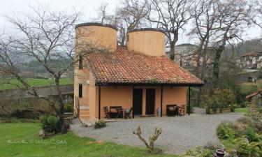 Los Silos del Correntiu en Ribadesella (Asturias)