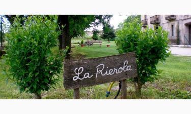 Cal Masover de La Rierola en Manlleu a 24Km. de Seva