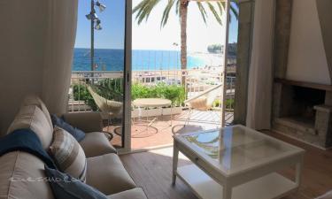 Apartamento Primera Línea de Mar en Sant Pol de Mar (Barcelona)