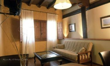 Apartamento La Judería en Hervás (Cáceres)