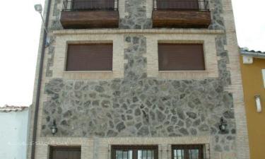 Apartamento Leyendas de Monfragüe en Torrejón el Rubio a 32Km. de Serrejón