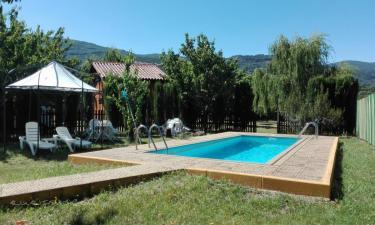 Apartamentos Rurales El Rincón del Jerte en Cáceres a 4Km. de Cabrero