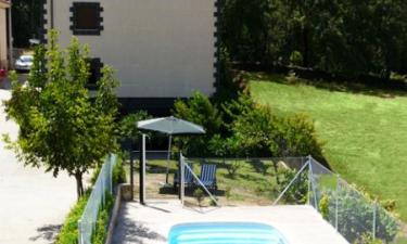 Apartamentos Rurales el Prado en Pinofranqueado a 7Km. de Caminomorisco
