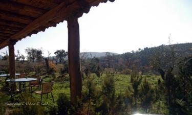 Apartamentos Rurales Candela en Cañamero a 30Km. de Navalvillar de Ibor