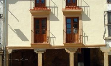 Casa rural La Almenara en Cadalso (Cáceres)
