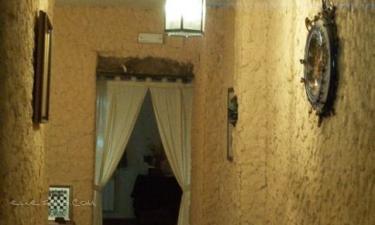 Azabal apartamentos Rurales en Azabal a 11Km. de Avellanar