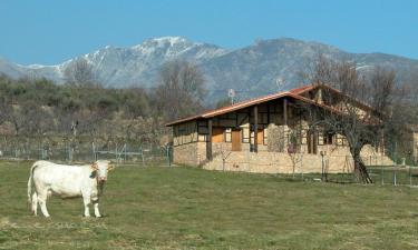 Las Cabañas de la Vera en Aldeanueva de la Vera (Cáceres)