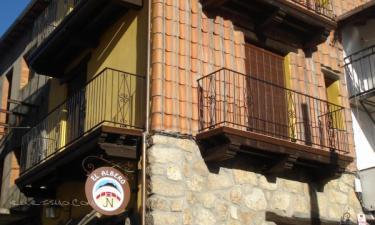 Apartamentos rurales Peñanegra en La Garganta (Cáceres)