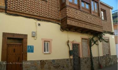 Apartamento rural El Río en Navaconcejo a 13Km. de Cabrero