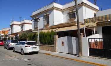 Apartamento Playa de Regla en CHIPIONA a 44Km. de Jerez de la Frontera