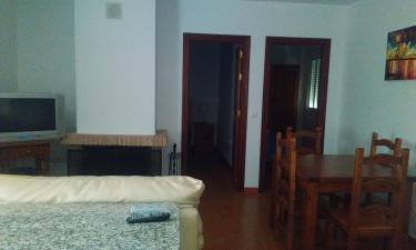 Apartamento Majaceite en El Bosque (Cádiz)