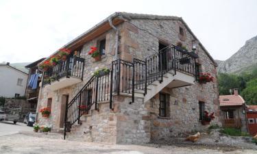 Apartamentos Rurales El Tío Pablo en Tresviso a 17Km. de Mogrovejo