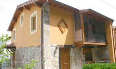 Casa Lindelagua en Pámanes a 15Km. de Somo