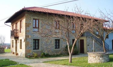 Apartamentos Maite en Oreña (Cantabria)
