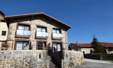 Balcón de la Len en Veguilla (Cantabria)