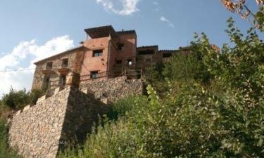 Apartaments Rurals Mas de Luis en Villahermosa del Río (Castellón)
