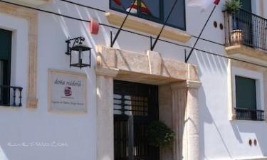 Apartahotel Doña Ruidera en Ruidera a 51Km. de El Bonillo