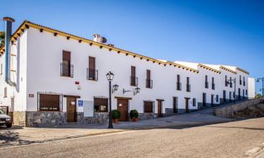 Complejo Rural La Venta del Charco en Venta del Charco a 42Km. de Andújar