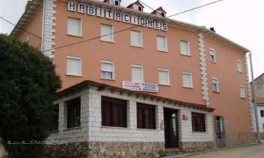 Apartamentos Jucar en Tragacete (Cuenca)
