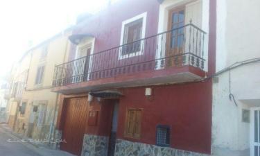 Apartamentos Rurales Alcohujate en Alcohujate a 29Km. de Chillarón del Rey