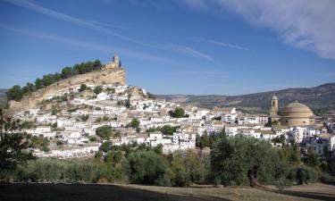Apartamento en Montefrío en Montefrío (Granada)
