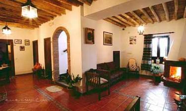 Apartamento El Huerto de Lobras en Lobras a 11Km. de Mecina-Bombarón