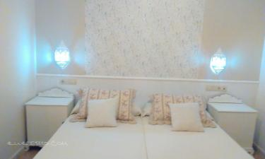 Apartamentos Pajaro Azul en Graena (Granada)