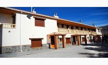 Apartamentos Rurales Hoyo Puente en Güejar Sierra (Granada)
