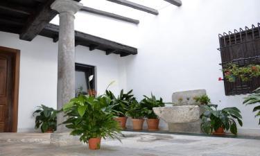 Apartamentos Rurales La Casa De Almócita en Dúrcal (Granada)