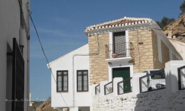 Casa Albas en Montefrío (Granada)