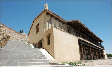 Apartamentos rurales Leonor de Aquitania en Atienza (Guadalajara)