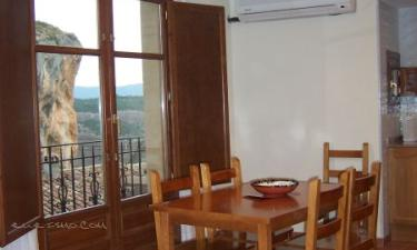 Apartamento Casa Aurelia en Alquézar (Huesca)