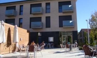 Apartamentos Can Rocamora en Arén a 37Km. de Cellers