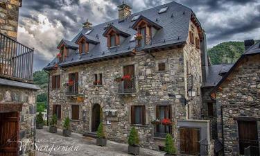 Casa Pixurri en Lanuza (Huesca)