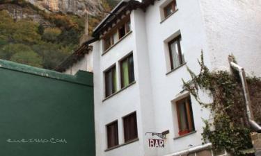 La Alberca de Canfranc en Canfranc a 22Km. de Araguas del Solano