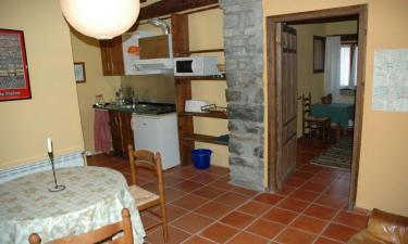 Apartamento Marboré en Fiscal (Huesca)