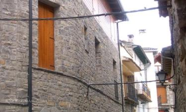 Casa Matías en Biescas (Huesca)