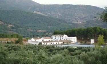 Apartamento Cortijo de Bornos en Cambil (Jaén)