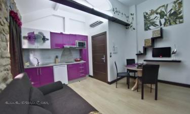 Apartamentos Turísticos Fuente Redonda en Úbeda a 25Km. de Jódar