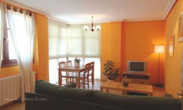 Apartamento Altuzarra en Ezcaray a 22Km. de San Vicente del Valle