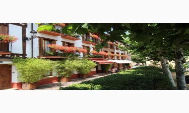 Apartamentos Turísticos Ezcaray en Ezcaray a 8Km. de Valgañón