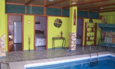 Apartamento-casa rural alto standing en Arucas a 12Km. de Valleseco