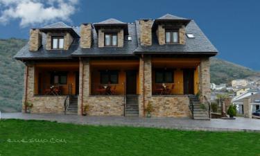 Apartamentos Rurales L´Abiseu en Caboalles de Abajo a 8Km. de Villablino
