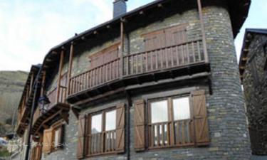 Apartamentos Casa Llovet en Taüll a 6Km. de Les Caldes de Boì