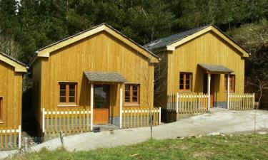 Apartamentos en camping A Fonsagrada en A Fonsagrada a 9Km. de Lamas de Moreira