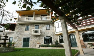Apartamentos Riosil en Sober (Lugo)